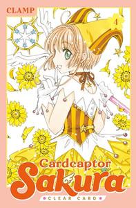 Cardcaptor Sakura: Clear Card Graphic Novel Vol. 04