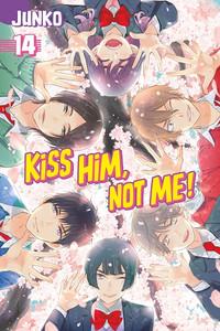 Kiss Him, Not Me Graphic Novel 14