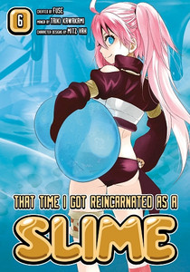 That Time I Got Reincarnated as a Slime Graphic Novel 06