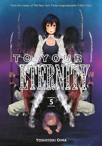 To Your Eternity Graphic Novel 05