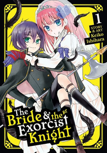 The Bride & the Exorcist Knight Graphic Novel 01