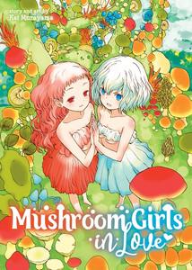 Mushroom Girls in Love Graphic Novel