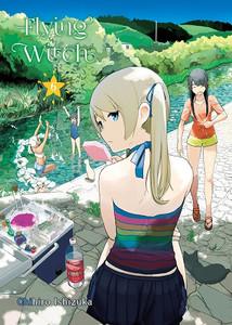 Flying Witch Manga Vol. 06