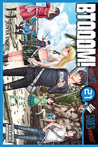 Btooom! Graphic Novel 21