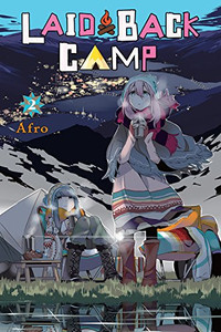 Laid-Back Camp Graphic Novel Vol. 2