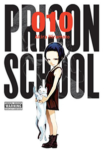 Prison School Graphic Novel 10