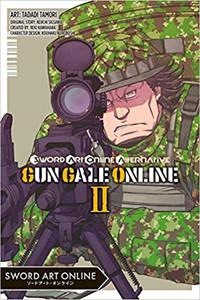 Sword Art Online Alternative Gun Gale Online Manga 02