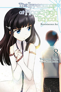 The Irregular at Magic High School Novel 08