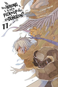 Is It Wrong to Try to Pick Up Girls in a Dungeon? Novel 11