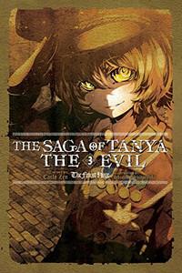 The Saga of Tanya the Evil Novel 03