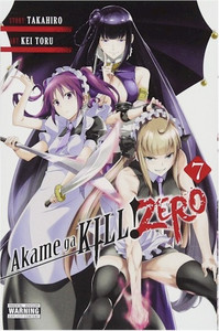Akame ga KILL! ZERO Graphic Novel 07