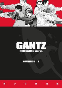 Gantz Omnibus 01