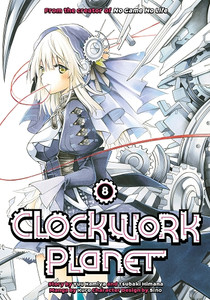 Clockwork Planet Graphic Novel 08