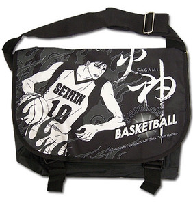 Future Diary Messenger Bag - Yukiteru Grey