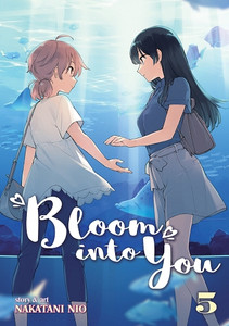 Bloom into You Graphic Novel 05