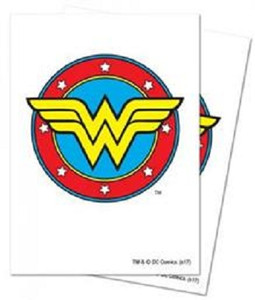 Ultra Pro Card Sleeves Standard - Wonder Woman