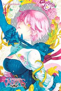 The Case Study of Vanitas Manga 04