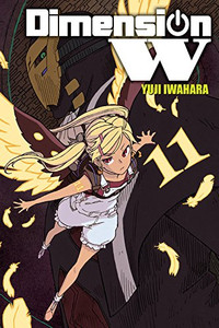 Dimension W Graphic Novel 11