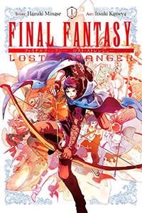 Final Fantasy Lost Stranger Graphic Novel 01