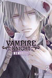 Vampire Knight Memories Graphic Novel 02