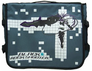 Black Rock Shooter Messenger Bag - Insane BRS