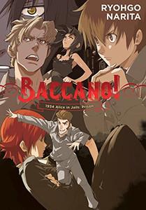 Baccano! Novel 08 (HC)