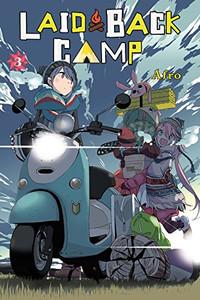 Laid-Back Camp Graphic Novel Vol. 3