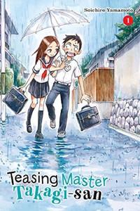 Teasing Master Takagi-san Graphic Novel 01