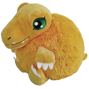 "Digimon Squishable Plush - Gabumon (7"")"