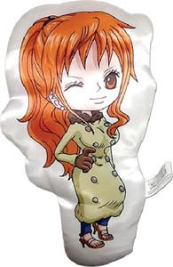 One Piece Plush Pillow - SD Nami