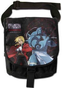 Fullmetal Alchemist: Brotherhood Messenger Bag - Edward & Al