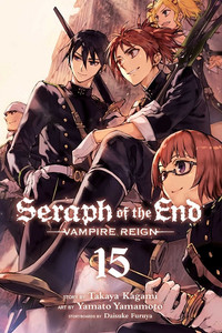 Seraph of the End Graphic Novel Vol. 15