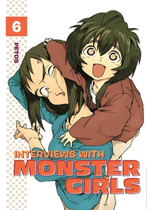 Interviews with Monster Girls Graphic Novel 06