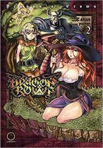 Dragon's Crown Graphic Novel 02