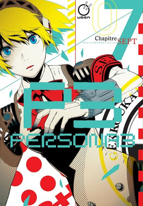 Persona 3 Graphic Novel 07