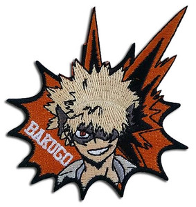 My Hero Academia Patch - Katsuki