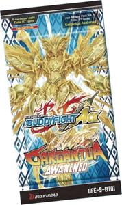 Buddy Fight: Ace Booster Pack - Gargantua Awakened