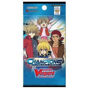 Vanguard Extra Booster 02 Champions of the Asia Circuit