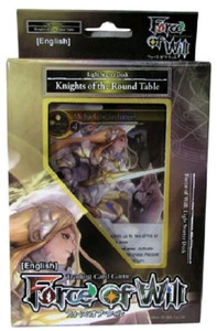 Force of Will TCG Booster New Dawn Rises