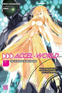 Accel World Novel 15