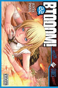 Btooom! Graphic Novel 22