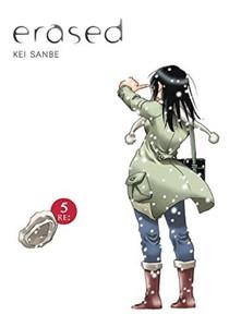 Erased Graphic Novel 05 (Hardcover)
