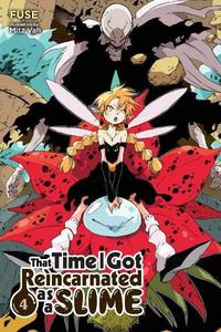 That Time I Got Reincarnated as a Slime Novel 04