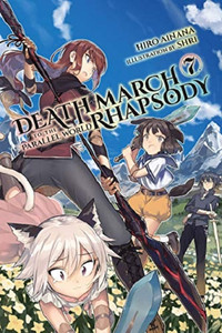 Death March to the Parallel World Rhapsody Novel 07