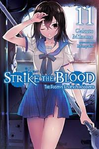 Strike the Blood Novel 11