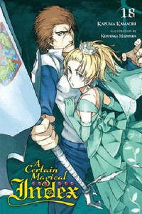 A Certain Magical Index Novel 18