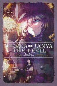 The Saga of Tanya the Evil Novel 04