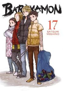 Barakamon Graphic Novel 17