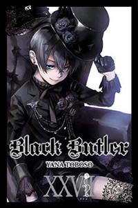 Black Butler Graphic Novel 27