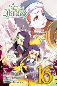 A Certain Magical Index Graphic Novel 16